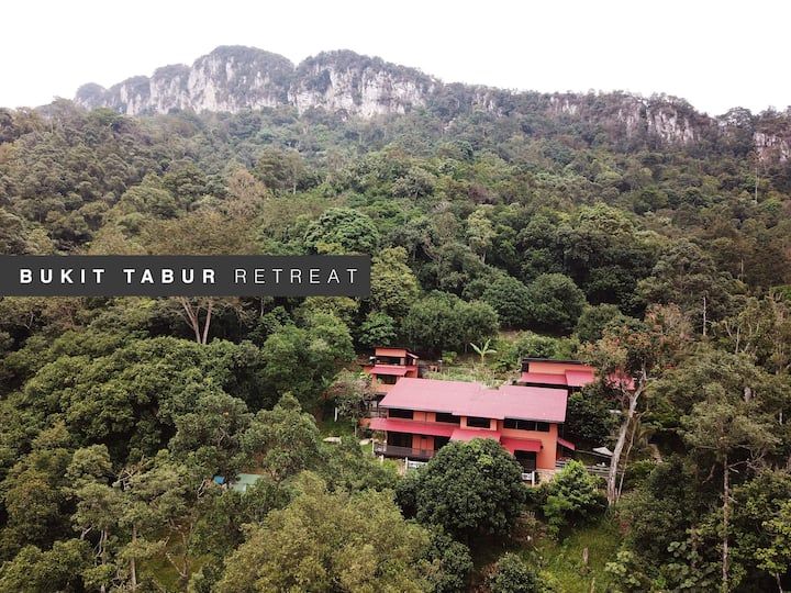 Bukit Tabur Retreat (Entire Place)