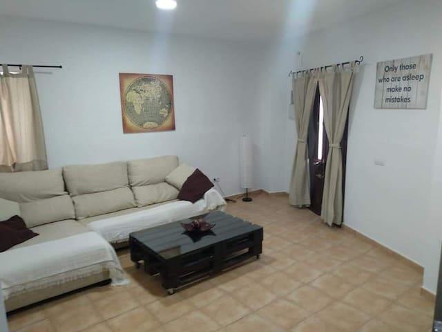 Acogedor apartamento, zona rural y turística