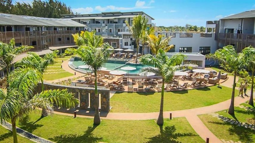 Be cosy apart' hotel - Trou-aux-Biches - Apartament