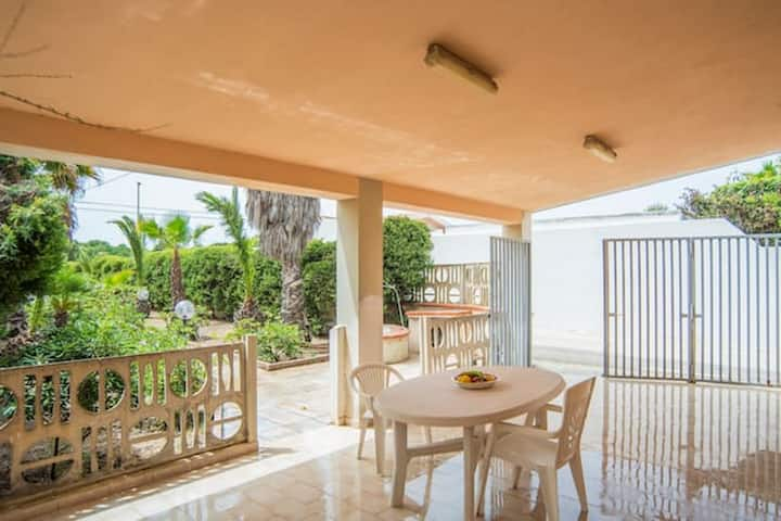 House with 2 bedrooms in Santa Maria del Focallo, with enclosed garden and WiFi