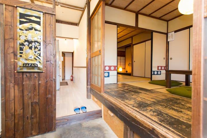 永功舎5-2★Traditional Japanese house / Great Access★