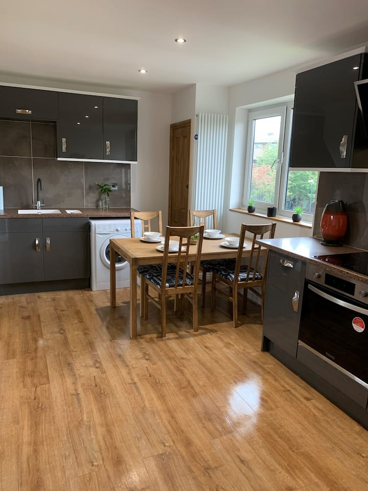 South Shields, River Tyne  Apartment