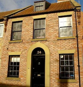 Character Property in Central Tynemouth
