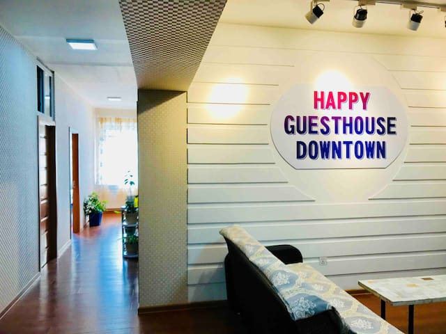 Happy Guesthouse Downtown