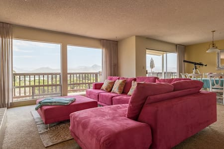 Incredible Bay Views from Top Floor Duplex - Baywood-Los Osos - Apartament