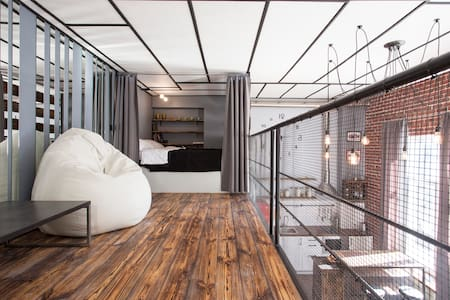 New apartment Odessa.