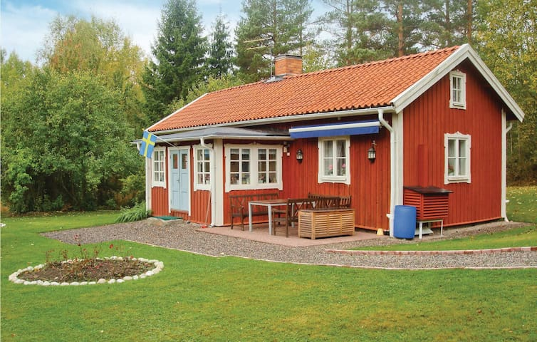 Holiday cottage with 2 bedrooms on 80m² in Björnlunda