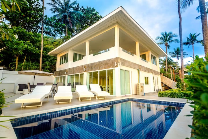 Exclusive Beachfront Apartment - koh Lanta