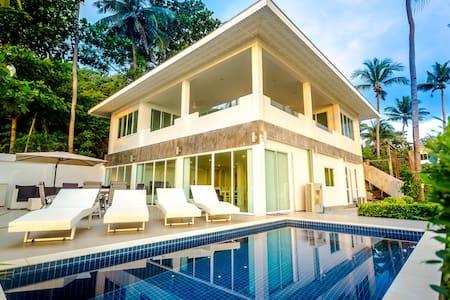 Exclusive Beachfront Apartment - koh Lanta - Casa