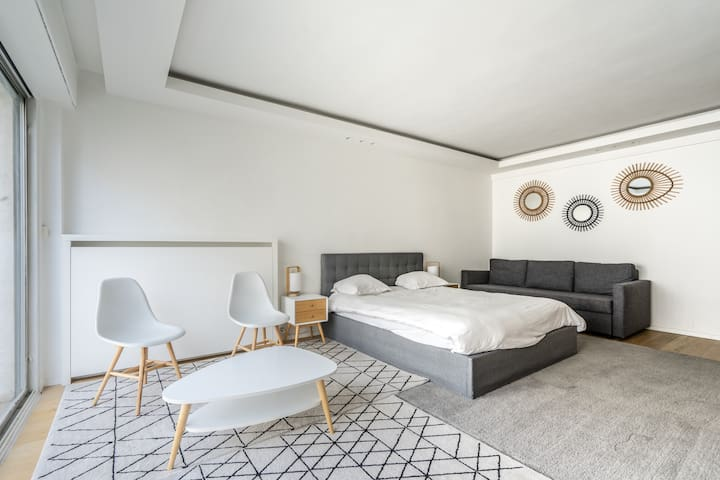 ❤️Luxury Suite near Eiffel Tower ❤️Mobility Bail❤️