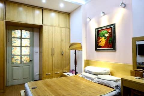 Cosy comfortable house near Hanoi French Hospital