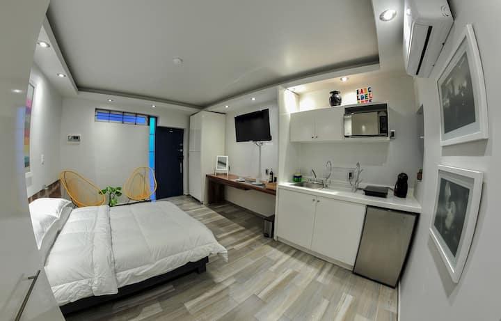 Loft Casa Morelos.