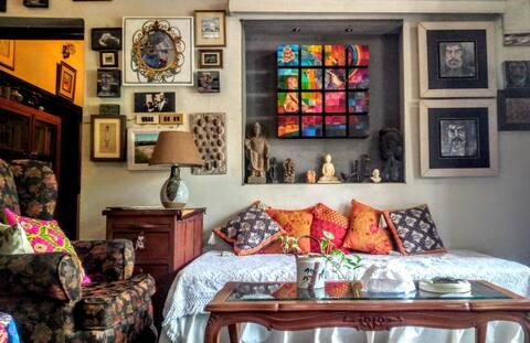 Private room in a beautiful villa