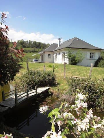 Maison individuelle au coeur du pays basque - Alos-Sibas-Abense - Hus