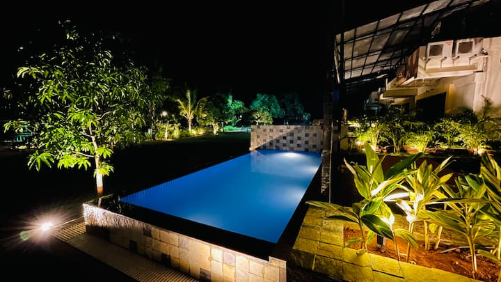 Frangipani Villa - Riverfront with Private Pool
