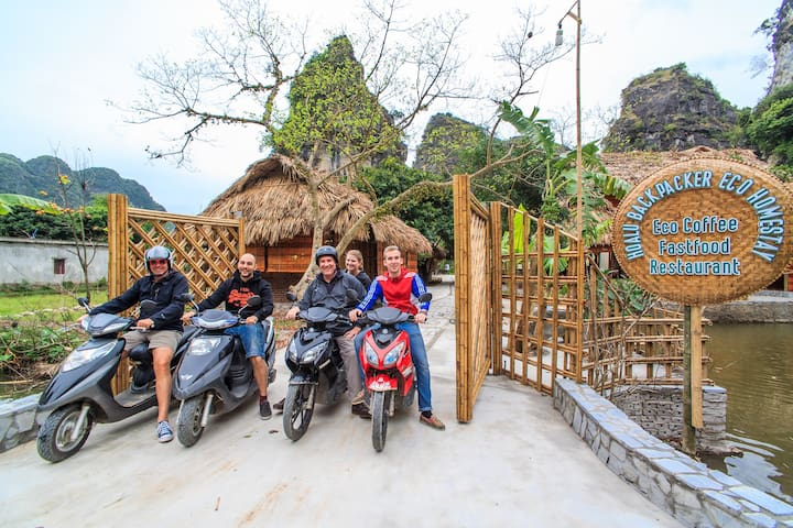 Hoalu Backpacker Homestay Ninh Binh - VN - Studentrum