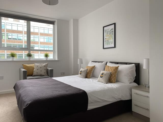 ✙20% LONG STAY DISCOUNT✙1BED APT FREE PARKING