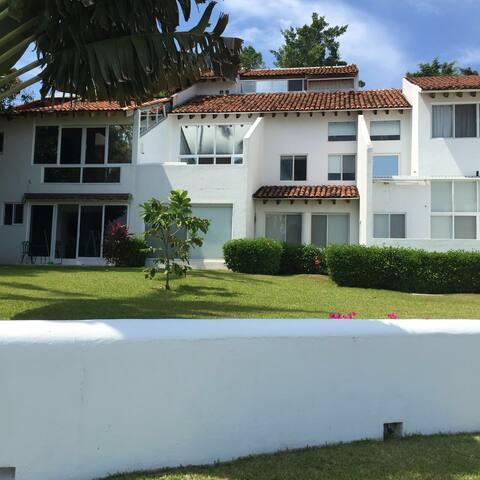 Villa Marina D3 en Porto Ixtapa