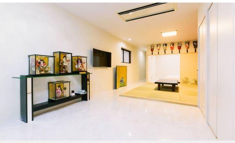 2F hakata 5min freeWifi - Hakata-ku, Fukuoka-shi - Apartamento
