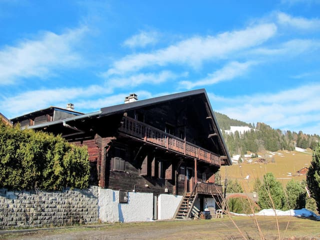 Apartment Chalet Anthamatten in Champery