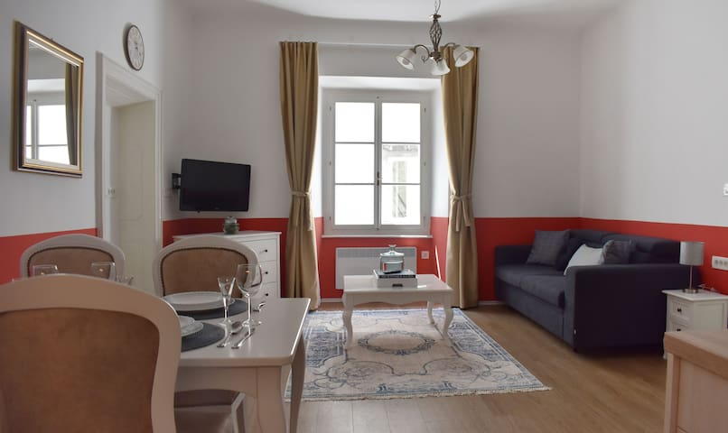Newly Renovated Apartment in Historic Center