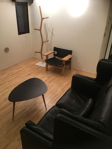 Modern 1 bed @ Easy access location - Minato - Apartamento