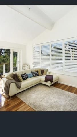 Family entertainer with golf course views - Mona Vale - Haus