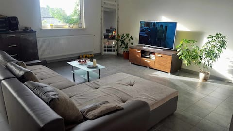 studio Holiday Slaw,60m2,wifi,garden,30km Gdansk
