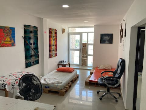 Wonderful apartment in the biggest Indigenous Town