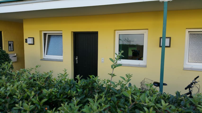 1-Zimmer Apartment / Neubau im EG mit Gärtchen - Hannover