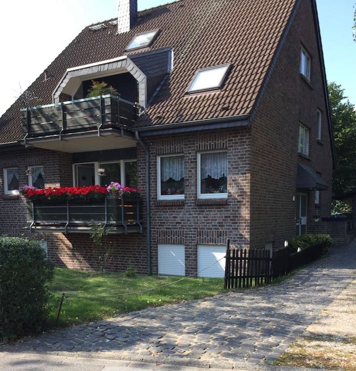 Sweet & Cozy Loft in Meerbusch 温馨阁楼公寓 :)