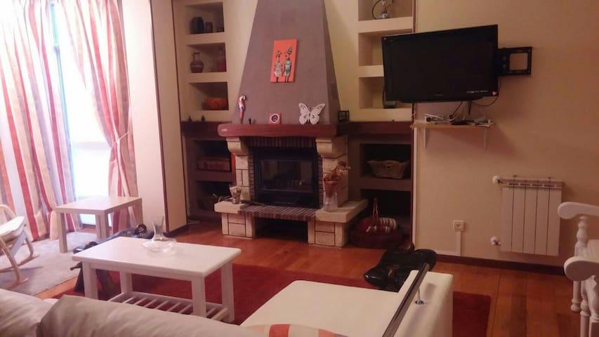 Acogedora casa en Picos de Europa - ojedo, Cantabria, ES - Huis