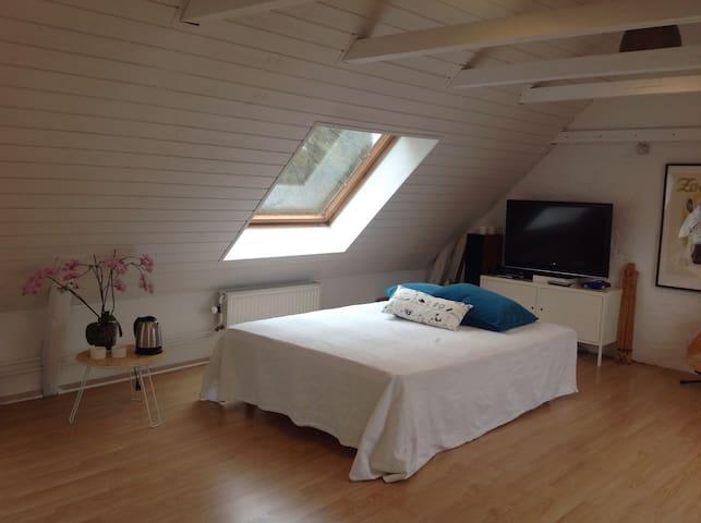 Stort lyst familieværelse - Birkerød - House