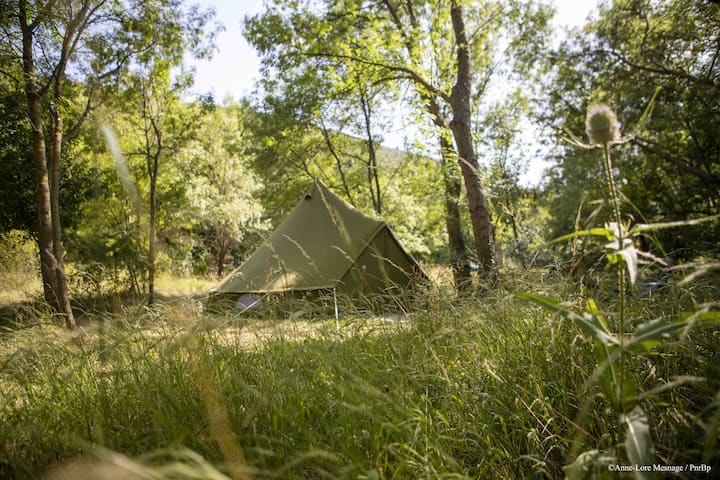 Glamping, T5, Invitation au Voyage