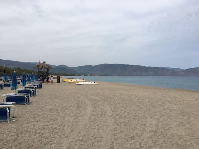 AL MARE TRILOCALE FURNARI - Furnari - Pis