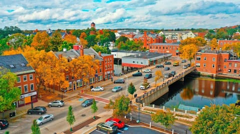 ✨Charming Stay in Downtown Dover🍷Free Wine🍷Train!🚂