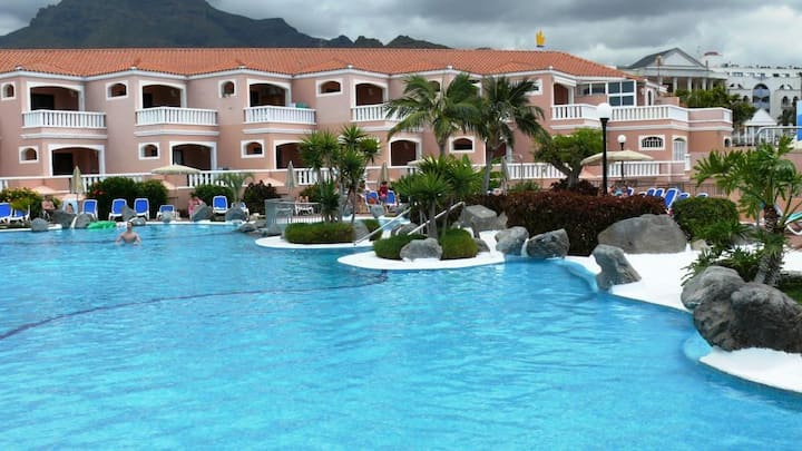 Playa de Fanabe apartments