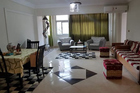Apartment in Nasr City, Cairo (tourists/residents)