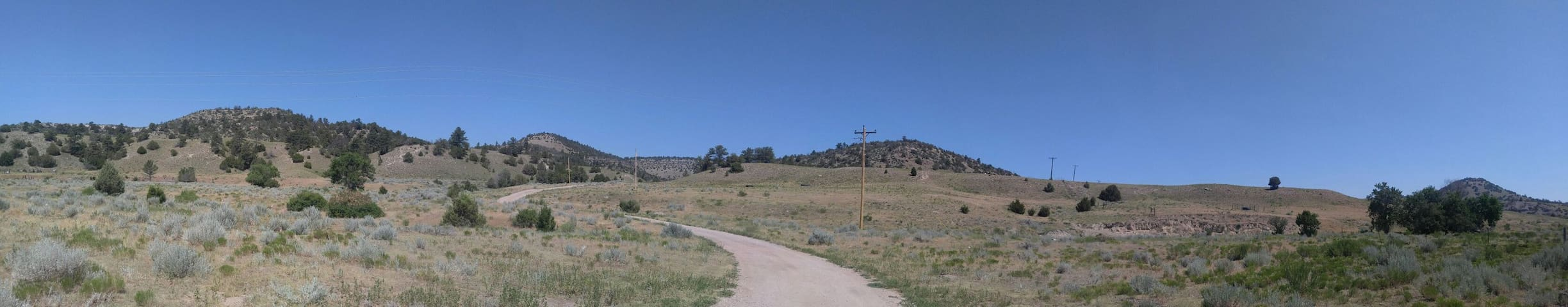 IT'S AVAILABLE: ECLIPSE Tent Site in SE Wyoming!