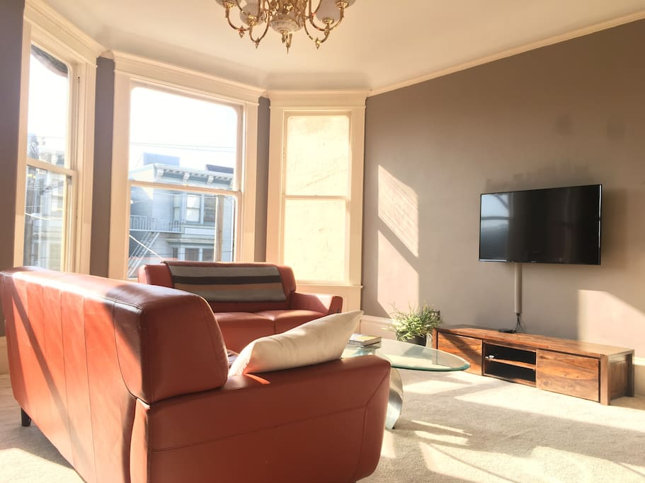 Beautiful 2 Bedrooms In A Victorian House Houses For Rent In San Francisco California United
