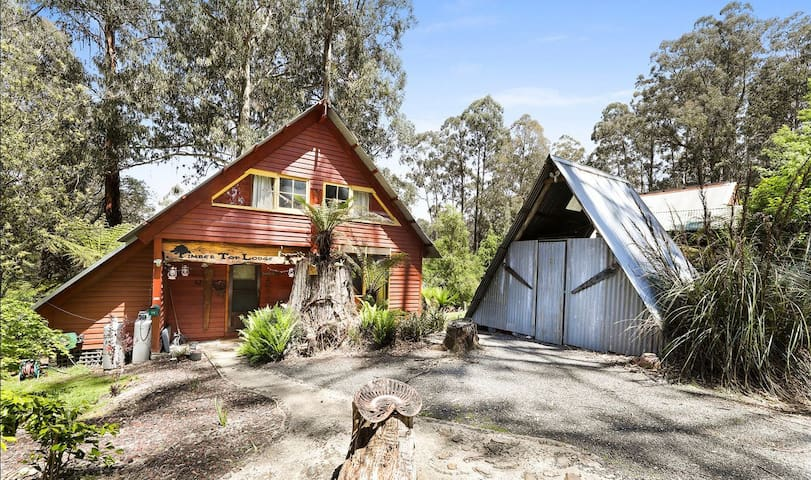 Alpine getaway in Tanjil Bren near Mt Baw Baw