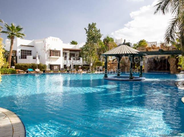 Delta Sharm, 1 Bedroom pool view apartment