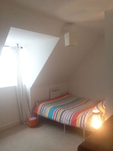 Light and airy double room - Canterbury - Daire