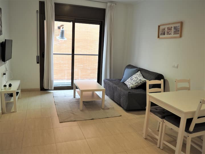 Fully equipped appartment in the center (nº1)