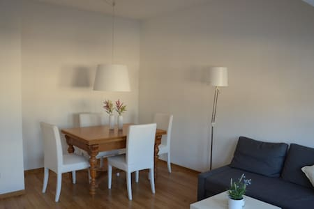 Modernes Appartement im Zentrum - Apartment