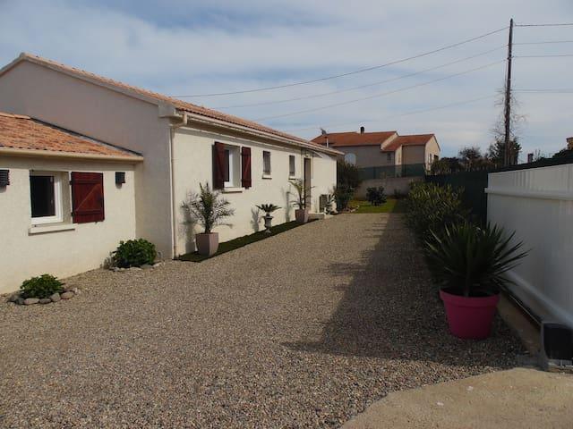 Villa 3 chambres avec piscine privée - Talasani
