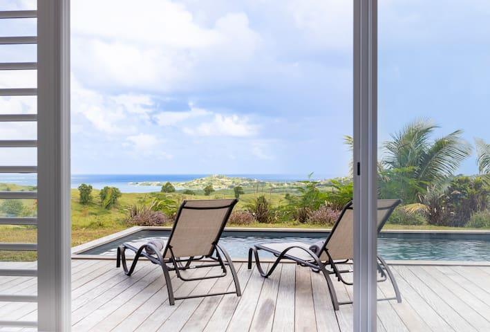 ACATIERRA Suite on the garden level - Ocean view