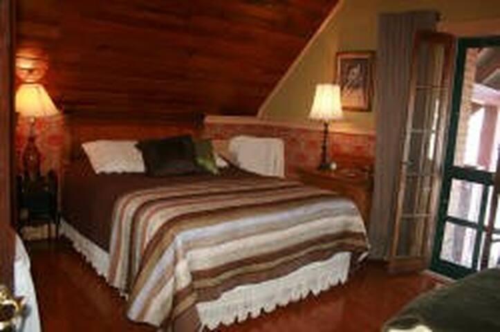 The Shel Silverstein Room - Wildwood - Bed & Breakfast
