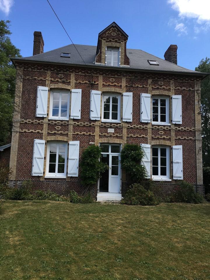 Appartement de charme près de Lyons la Forêt