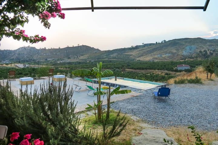 Marvellous villa in the nature! - Bova Marina - Villa